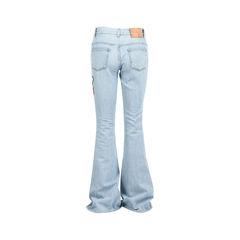Gucci bee applique jeans 2?1528186088
