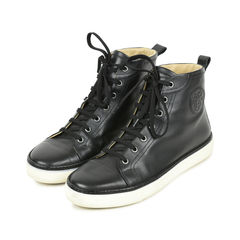 Hermes jimmy sneakers black 2?1528344786