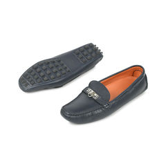 Hermes irving loafers blue 2?1528344929