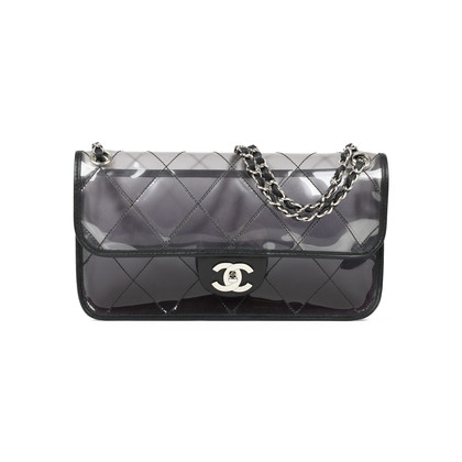Chanel Pvc Naked Flap Bag