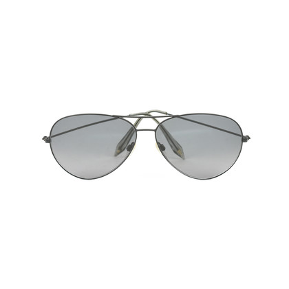 Authentic Second Hand Victoria Beckham Classic Victoria Aviator Sunglasses (PSS-051-00345)
