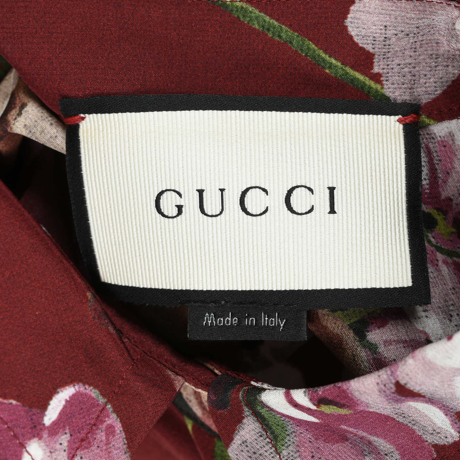 25f82e7f6818 ... Authentic Second Hand Gucci Bloom Floral Shirt (PSS-051-00362) -  Thumbnail