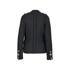 Lanvin tweed jacket 2?1528359831