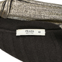 Authentic Second Hand Prada Metallic Pleat Cardigan (PSS-051-00366) - Thumbnail 2