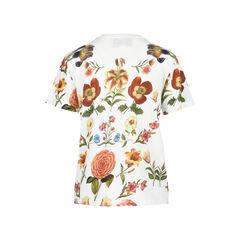 Gucci floral applique t shirt 2?1528366765