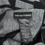 Authentic Second Hand Emporio Armani Black Logo Scarf (PSS-200-01253) - Thumbnail 4