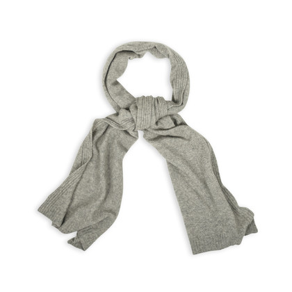 Authentic Second Hand Emporio Armani Knitted Stitched Scarf (PSS-200-01252)