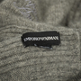 Authentic Second Hand Emporio Armani Knitted Stitched Scarf (PSS-200-01252) - Thumbnail 4