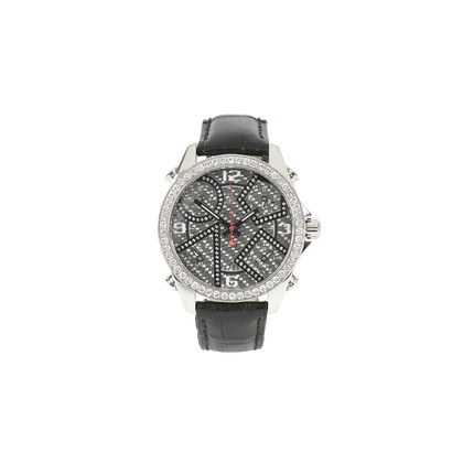 Jacob Co Five Time Zone Watch