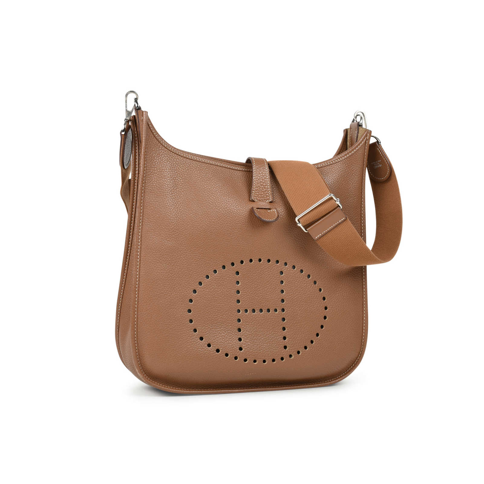 7c3b1fe3774d ... Authentic Second Hand Hermès Evelyne III GM Bag (PSS-240-00225) ...