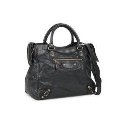 Balenciaga first bag black 2?1528705118