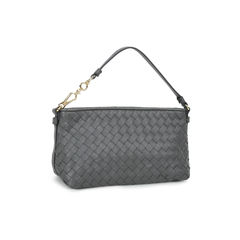 Bottega veneta intrecciato mini shoulder bag grey 2?1528705331