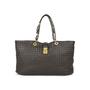 Authentic Second Hand Bottega Veneta Intrecciato Woven Nappa Capri Tote Bag (PSS-472-00008) - Thumbnail 0