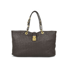 90240d3357 Authentic Second Hand Bottega Veneta Intrecciato Leather Weave Hobo ...