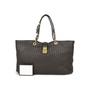 Authentic Second Hand Bottega Veneta Intrecciato Woven Nappa Capri Tote Bag (PSS-472-00008) - Thumbnail 3