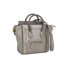 Celine python nano luggage 2?1528870196