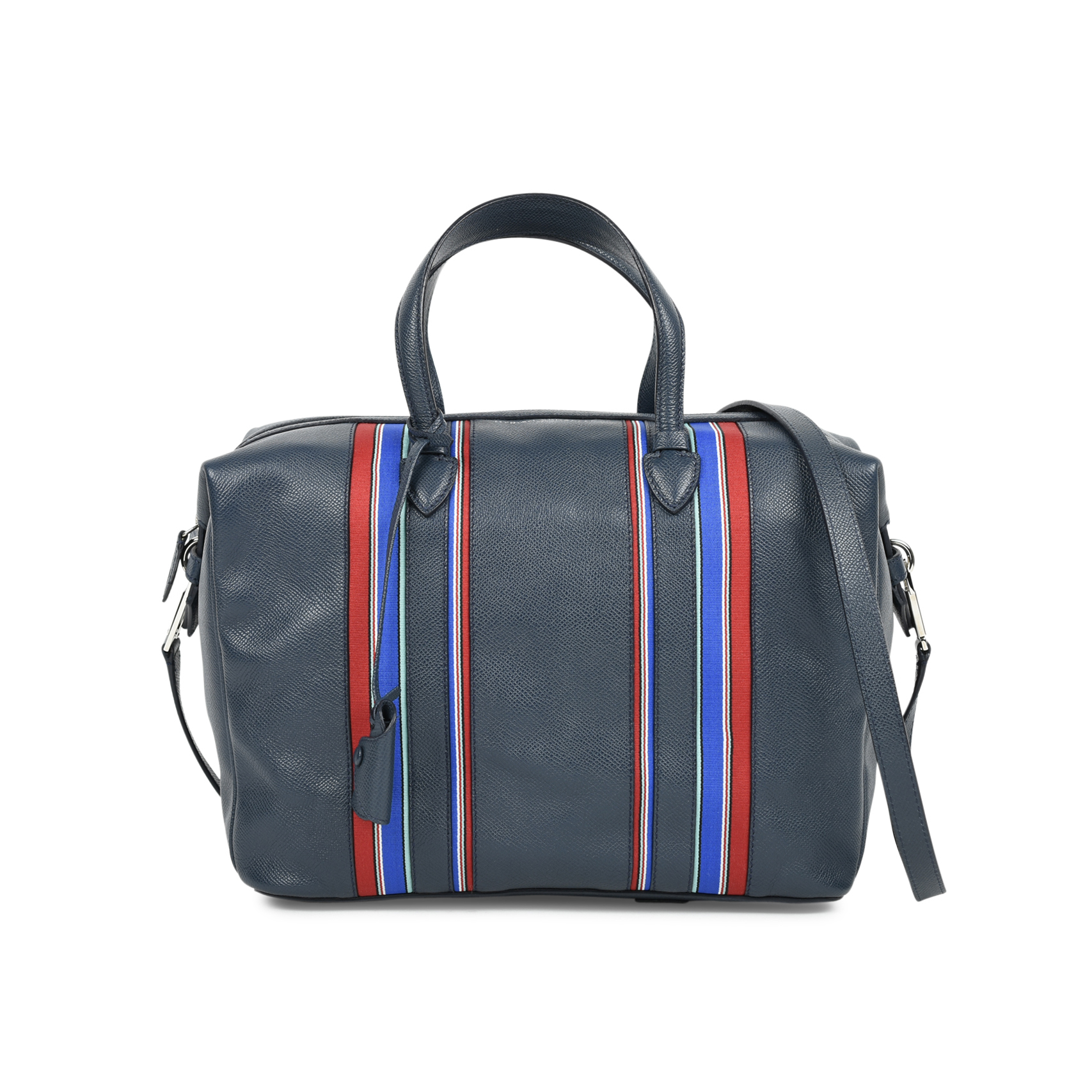 ae6679b17d9 Authentic Second Hand Myriam Schaefer Flag Tote Bag (PSS-470-00044) - THE  FIFTH COLLECTION
