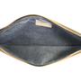 Authentic Second Hand Clare Vivier Flat Top Zip Clutch (PSS-470-00049) - Thumbnail 5