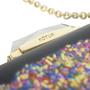 Authentic Second Hand Kotur Espey Clutch (PSS-470-00050) - Thumbnail 5