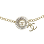 Authentic Pre Owned Chanel Rhinestone Medallion Chain-Link Belt (PSS-470-00062) - Thumbnail 0