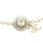 Authentic Pre Owned Chanel Rhinestone Medallion Chain-Link Belt (PSS-470-00062) - Thumbnail 2