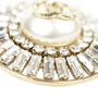 Authentic Pre Owned Chanel Rhinestone Medallion Chain-Link Belt (PSS-470-00062) - Thumbnail 3