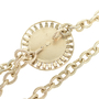 Authentic Pre Owned Chanel Rhinestone Medallion Chain-Link Belt (PSS-470-00062) - Thumbnail 6