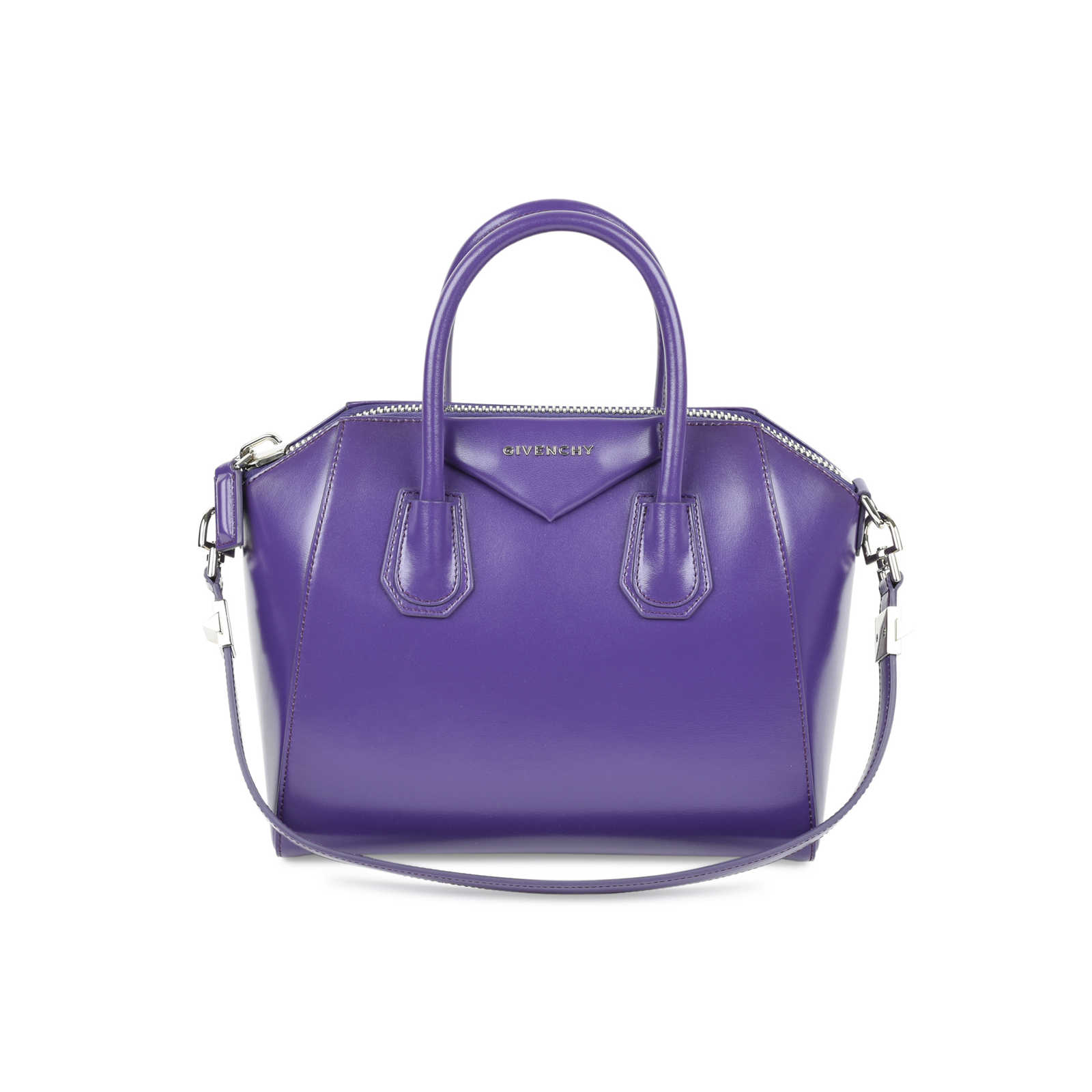 fc606d20a3f94 Authentic Second Hand Givenchy Small Antigona Bag (PSS-034-00017) -  Thumbnail ...