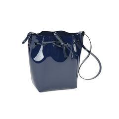 Mansur gavriel mini patent leather bucket bag 2?1528879745