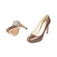 Prada calzature donna pumps brown 2?1528881494