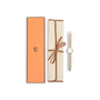 Authentic Second Hand Hermès Clippers Ladies Wristwatch (PSS-038-00008) - Thumbnail 1