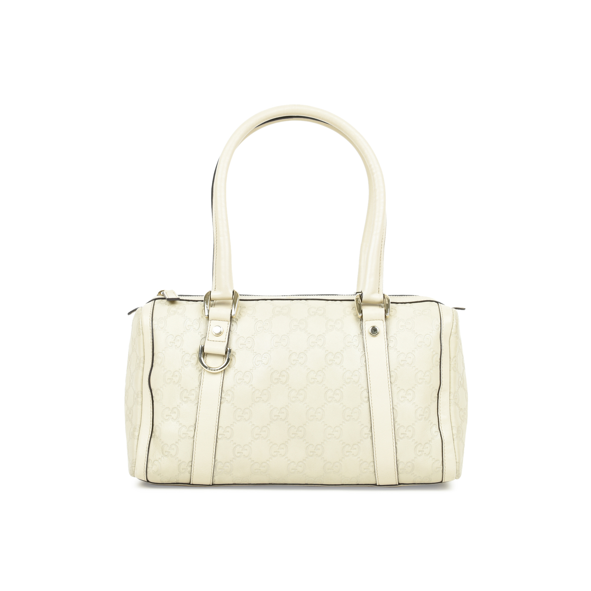 27a3be37c1899c Authentic Second Hand Gucci Abbey Boston Bag (PSS-500-00004) | THE FIFTH  COLLECTION