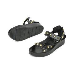 Balenciaga arena studded platform sandals 2?1529480109