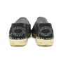 Authentic Second Hand Chanel Two Tone Logo Espadrilles (PSS-503-00006) - Thumbnail 5