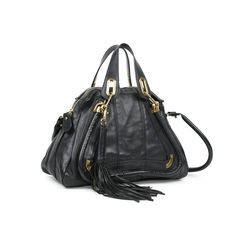 Chloe paraty medium bag black 2?1529480330