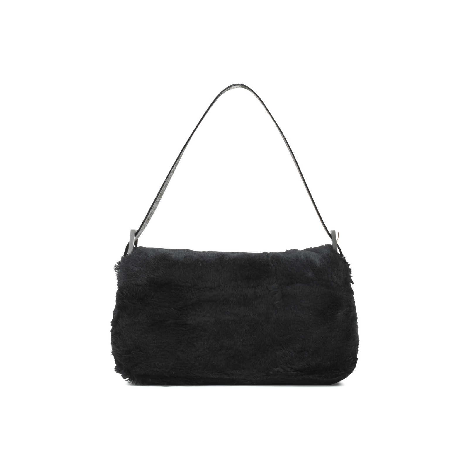 00ca5d0b3d20 ... Authentic Second Hand Fendi Fur Baguette Bag (PSS-483-00008) -  Thumbnail ...