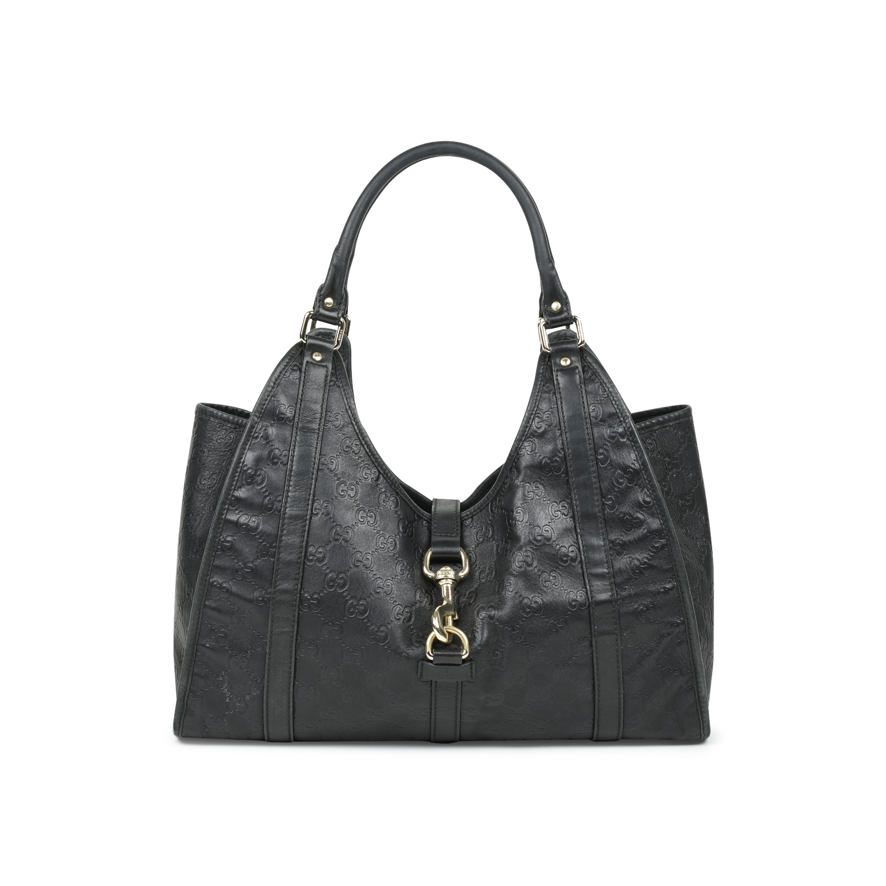 b41506284a91 Authentic Second Hand Gucci Guccissima Joy Medium Shoulder Bag  (PSS-516-00002) | THE FIFTH COLLECTION