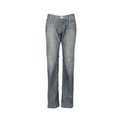 Blue Stoned Wash Jeans