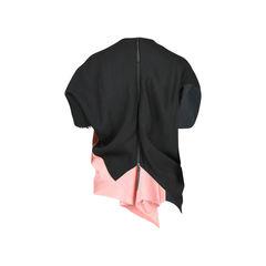 Marni pink asymmetric top 2?1529900105