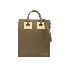 Leather Albion Tote