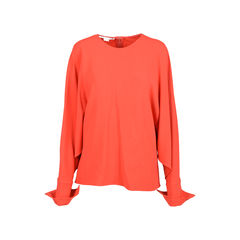 Red Cady Blouse