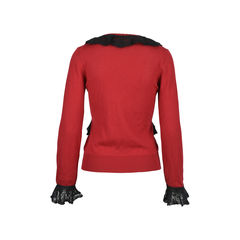 Viktor and rolf wool knit sweater 2?1530079710