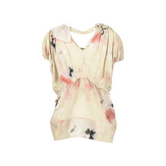Marni floral pleated blouse 2?1530079730