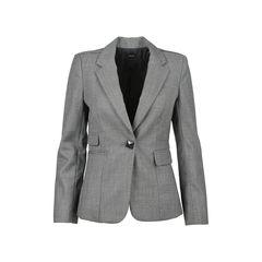Single-Button Blazer