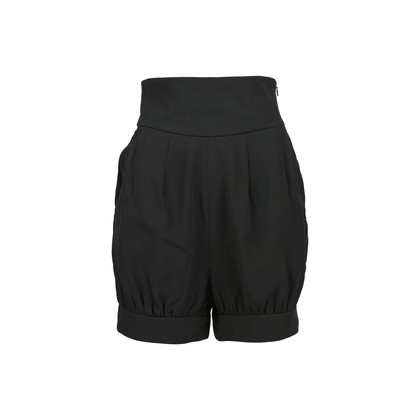Authentic Pre Owned Yves Saint Laurent High-Waisted Shorts (PSS-486-00011)