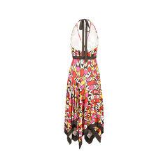 Diane von furstenberg african wrap dress 2?1530088946