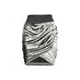 Authentic Second Hand Elizabeth and James Metallic Velvet Skirt (PSS-486-00010) - Thumbnail 0