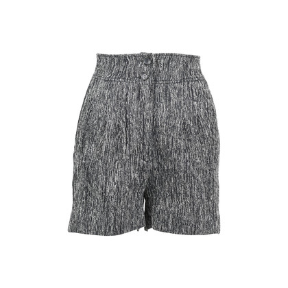 Authentic Second Hand Surface to Air Textured High Waist Shorts (PSS-281-00017)