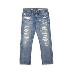 Ex-Boyfriend Crop Jeans