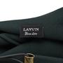 Authentic Pre Owned Lanvin Neckpiece Ruffle Dress (PSS-504-00004) - Thumbnail 2